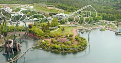 Heide Park Resort in Soltau