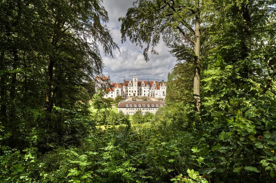 Schloss Boitzenburg in der Uckermark