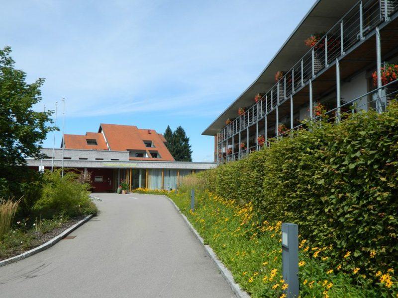 Landhotel Allgäuer Hof von außen