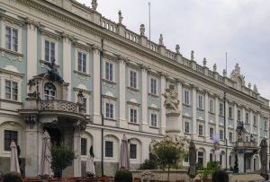 Neue Residenz in Passau