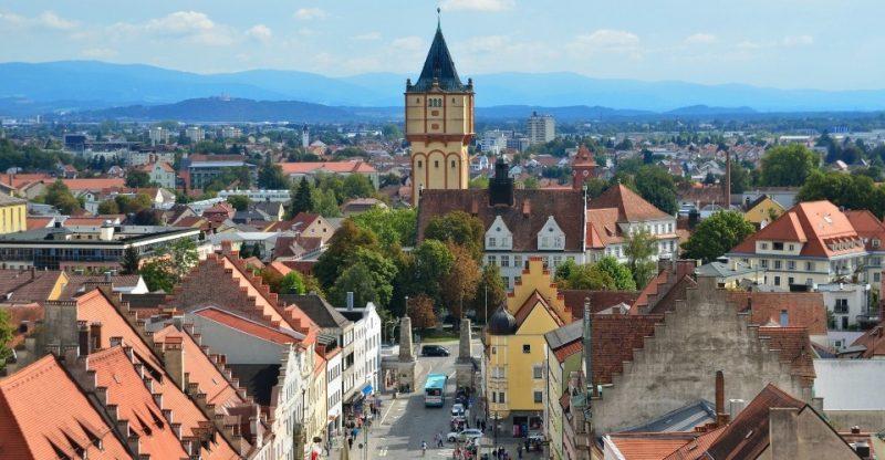 Straubing Altstadt