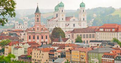 Die Passauer Altstadt