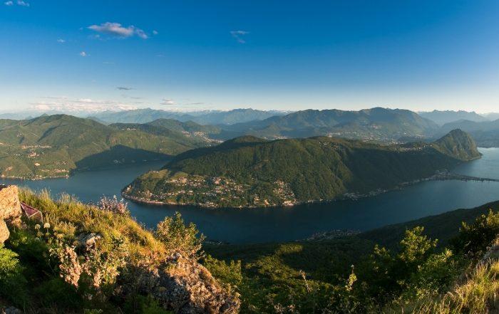 Monte San Giorgio Panorama