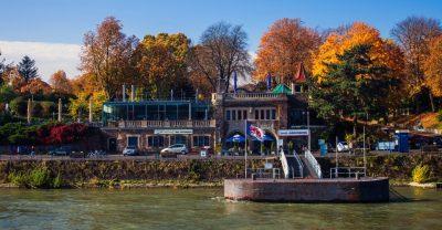 Bonn Bad Godesberg im Herbst
