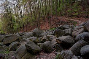 Felsenmeer im Lautertal, Bergstraße und Odenwald