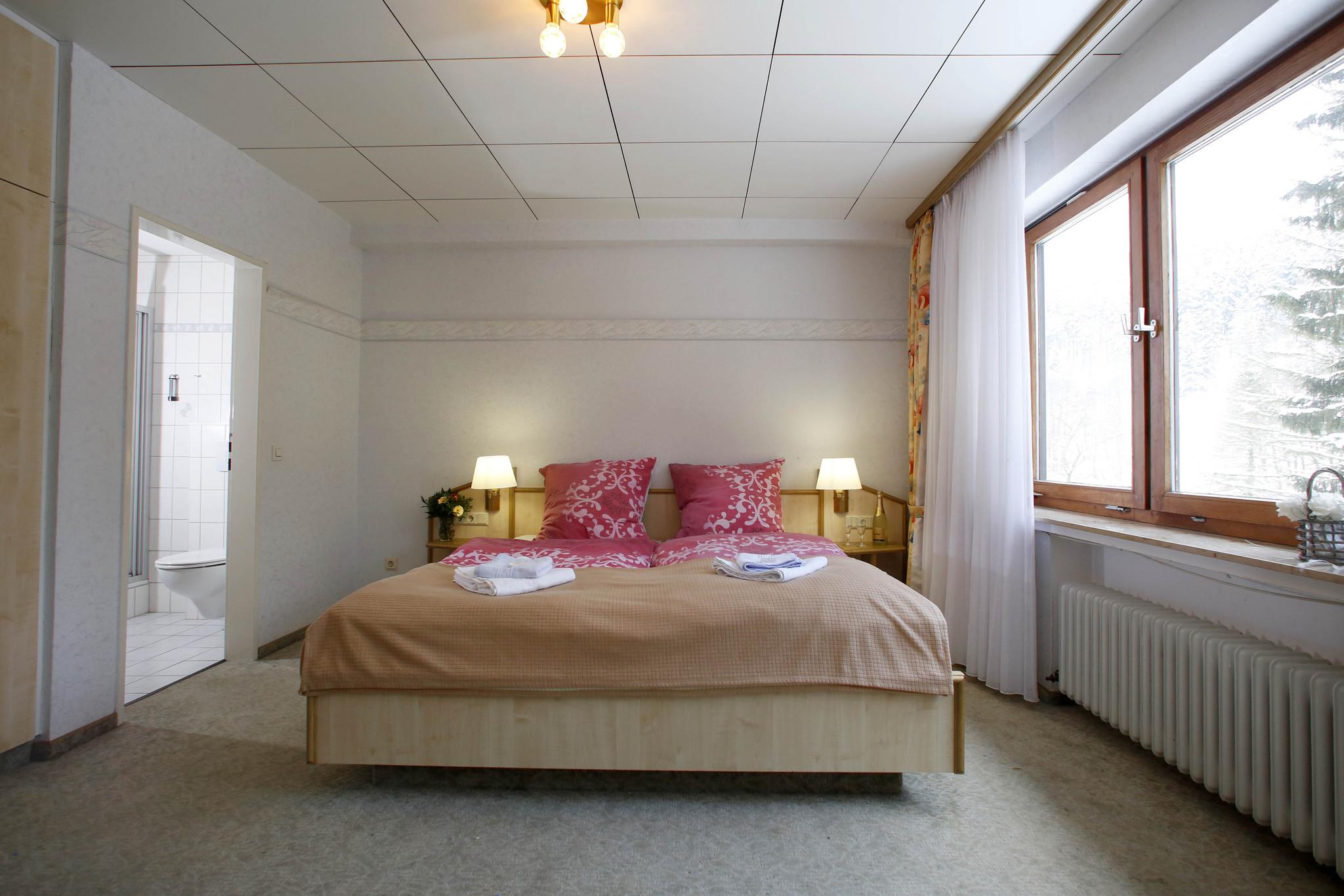 Zimmer im Hotel zum Paradies