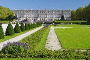 Schloss Herrenchiemsee im Chiemgau