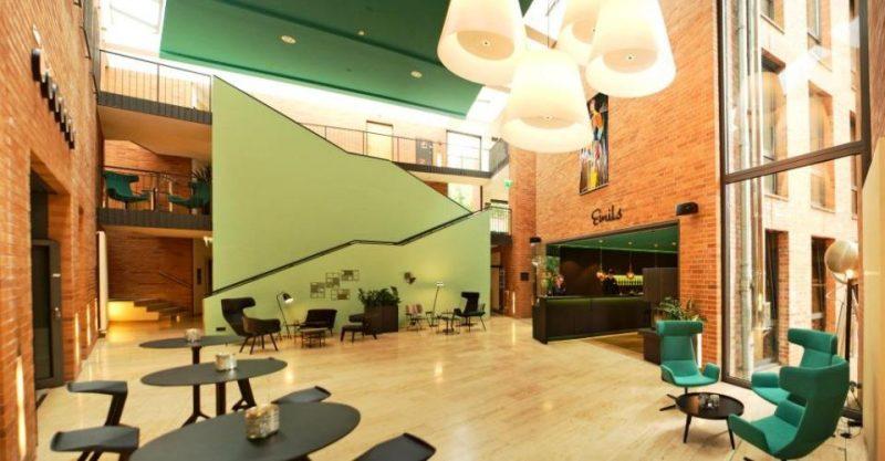 Lobby Hotel ARCADEON