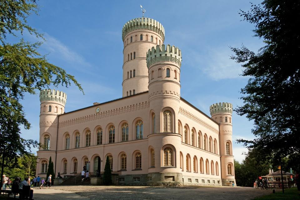 Jagdschloss Granitz, Mecklenburger Ostseebäder