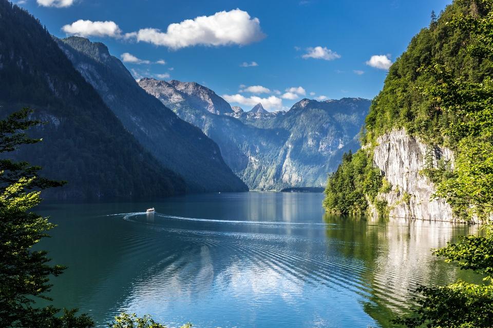 Königssee, Berchtesgadener Land