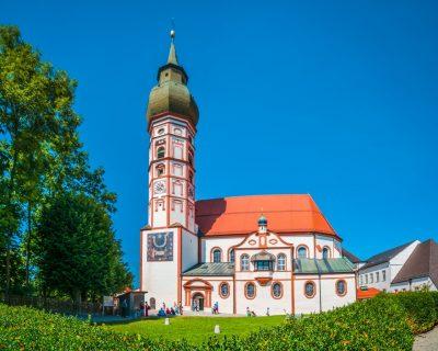 Kloster Andechs, Fünf-Seen-Land