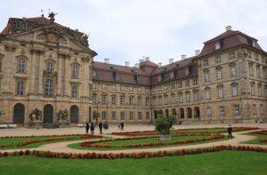 Schloss Weißenstein bei Pommersfelden, Steigerwald