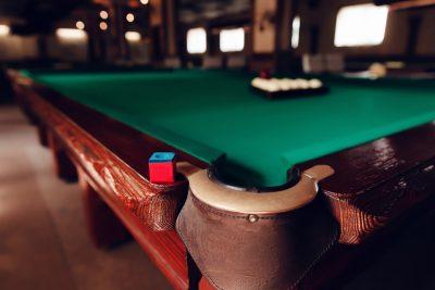 Billiardtisch, Snooker