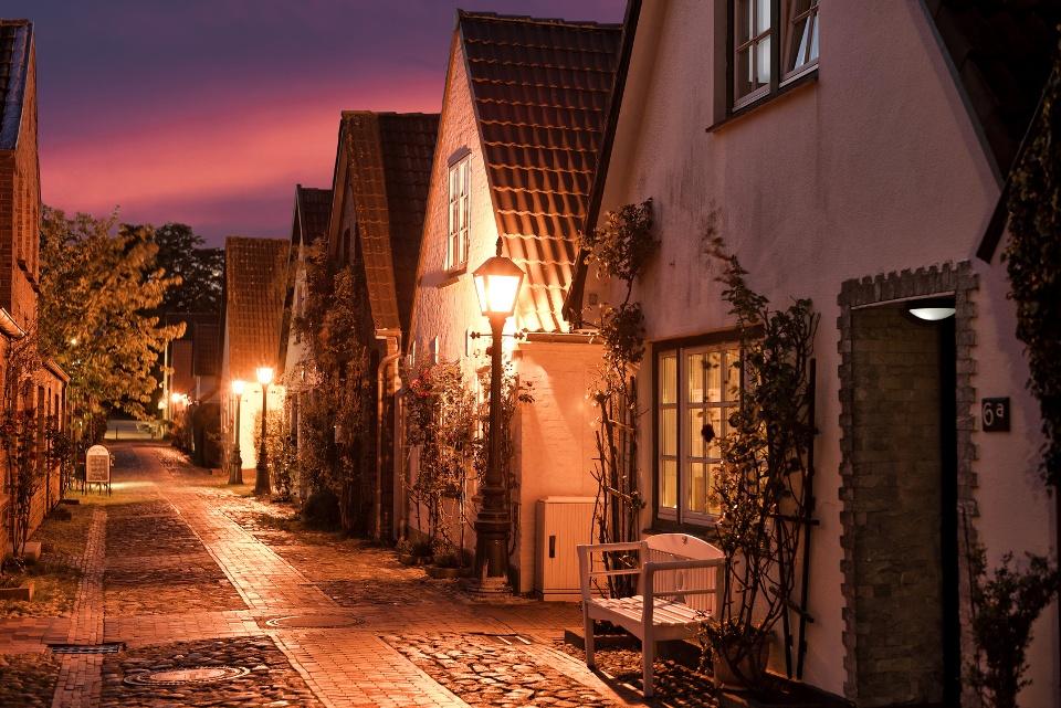 Altstadt Wyk auf Föhr
