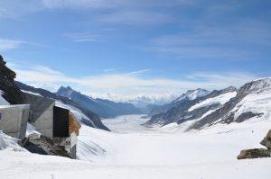 Aletsch Gletscher vom Jungfraujoch