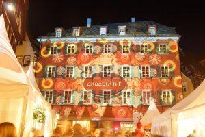 chocolART Tübingen - größtes Schokoladenfestival