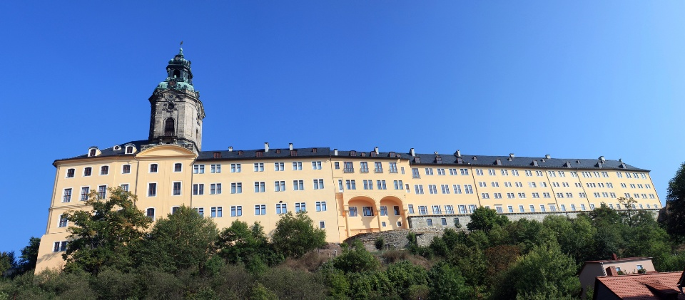 Schloss Heidecksburg bei Rudolstadt, Saaleland