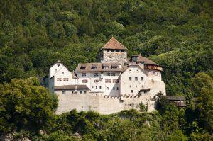 Schloss Vaduz, Liechtenstein/Ostschweiz