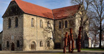 103303034 - St. Burchardi- Kirche und John Cage - Stiftung in Halberstadt