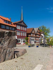 Stadtkern von Dannenberg, Wendland