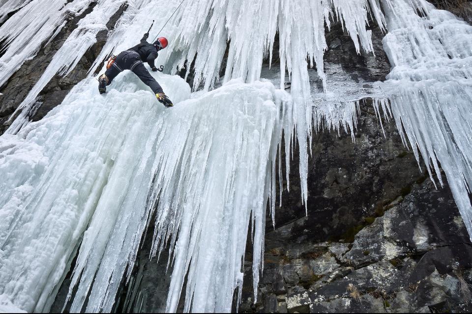Eisklettern, Wintersporttrends