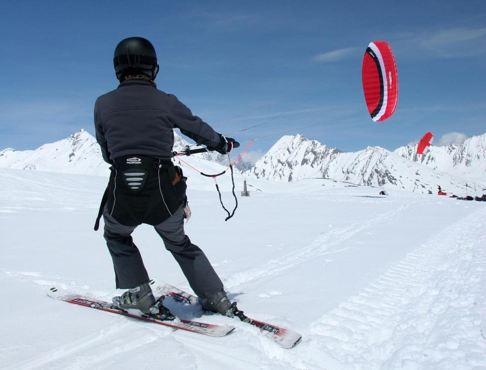 Snowkiting, Wintersporttrends