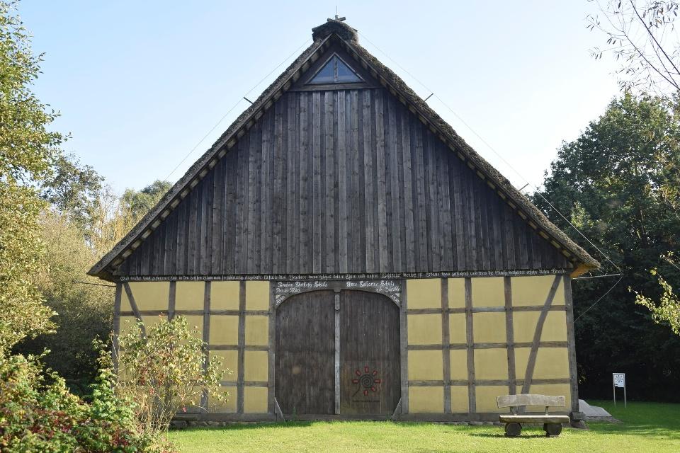 Wendlandhof im Rundlingsmuseum Lübeln, Wendland