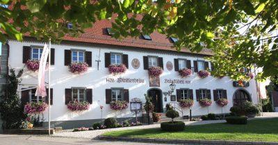 Ansicht außen Flair Hotel Winkler Bräu