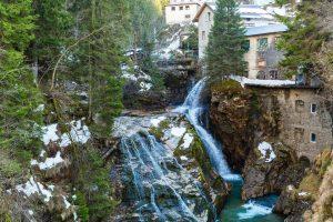 Bad Gastein, Österreich, Wintersportorte