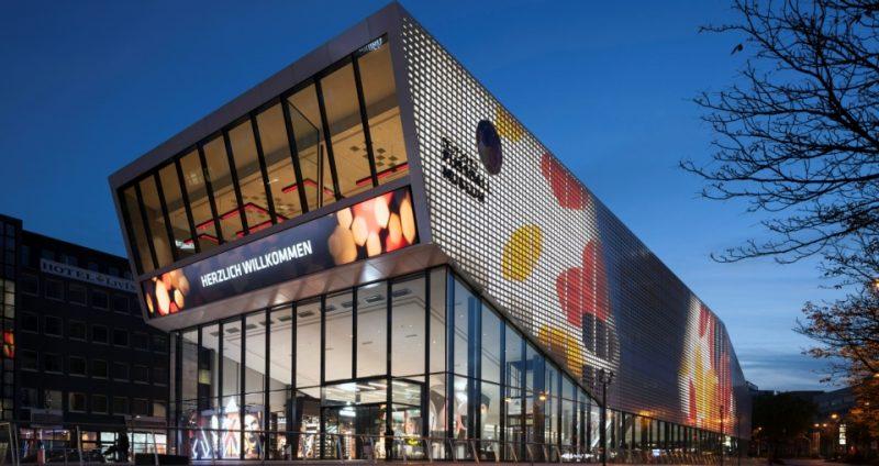 Das Deutsche Fußballmuseum in Dortmund © DFM/Hannappel