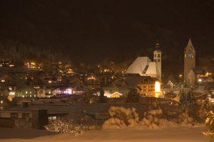 Kitzbühel, Österreich, Wintersportorte