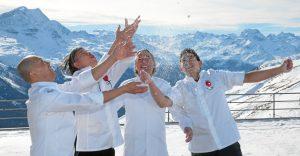 St. Moritz Gourmet Festival mit Kultcharakter
