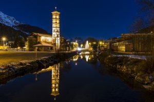 St. Moritz, Schweiz, Wintersportorte