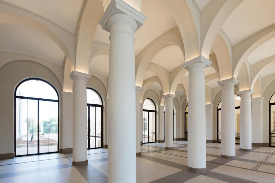 Foyer im Museum Barberini