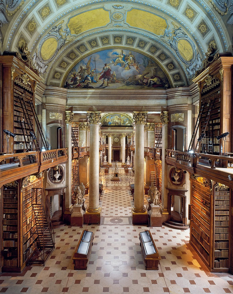 Nationalbibliothek, Wien