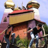 Abenteuererlebnispark Einsiedel