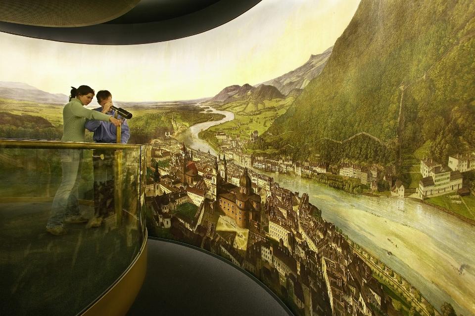 Panorama Museum, Salzburg