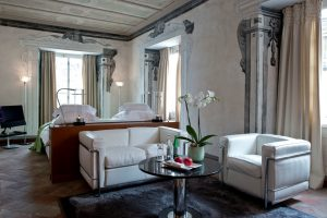 Zimmer im Widder Hotel in Zürich