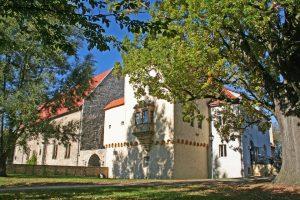 Schloss Schöningen, Elmkreisel