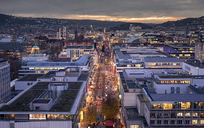 Stuttgart Königstraße