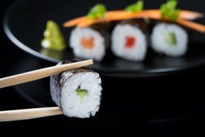 Sushi, Indoor-Tipps