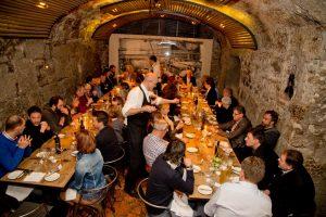 Kulinarik-Festival eat & meet in der Salzburger Altstadt