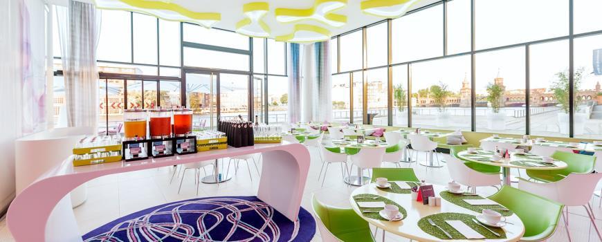 nhow Hotel, Berlin - Designhotels