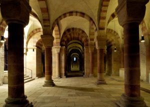 Dom zu Speyer, Krypta