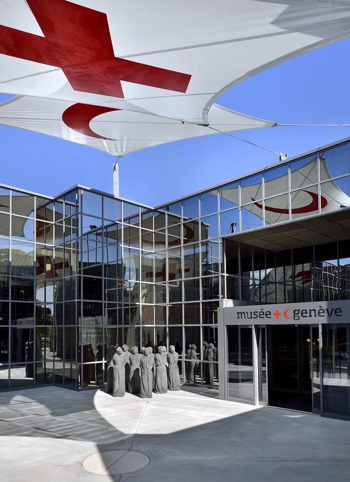 Internationales Rotkreuz- und Rothalbmondmuseum Genf, Schweiz