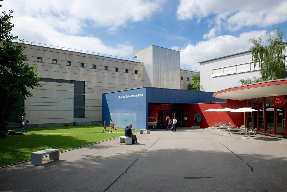 Museum für Kommunikation Bern, Schweiz