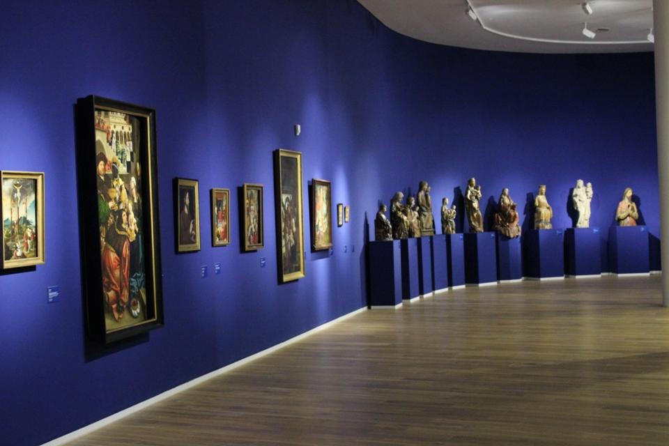 Dauerausstellung Mittelalter im Mittelrhein-Museum