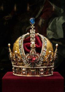 Die Krone Kaiser Rudolfs II., später Krone des Kaisertums Österreichs