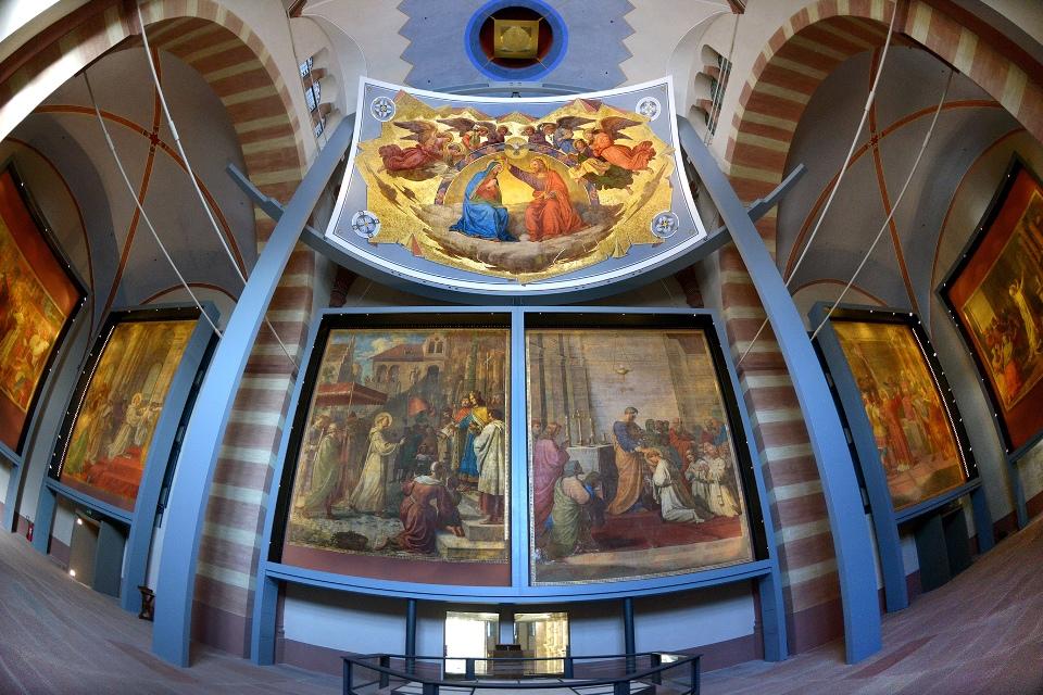 Kaisersaal im Dom zu Speyer