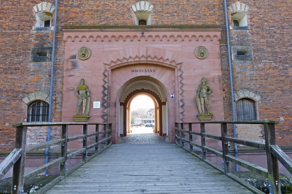 Festung Germersheim - Ludwigs-Tor
